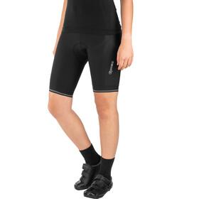 Gonso Sitivo Shorts with Medium Seat Pad Women, zwart